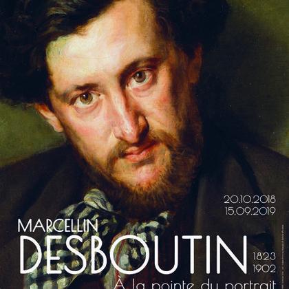 Exposition Marcellin Desboutin (1823-1902) : à la pointe du portrait (Moulins, Musée Anne-