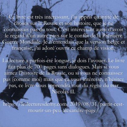 Chronique (4/5) d'Emy à retrouver sur son blog)